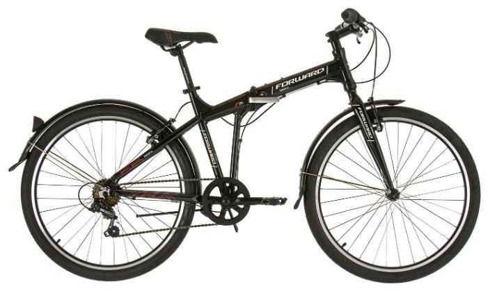 Городской велосипед FORWARD Tracer 1.0 (2017)