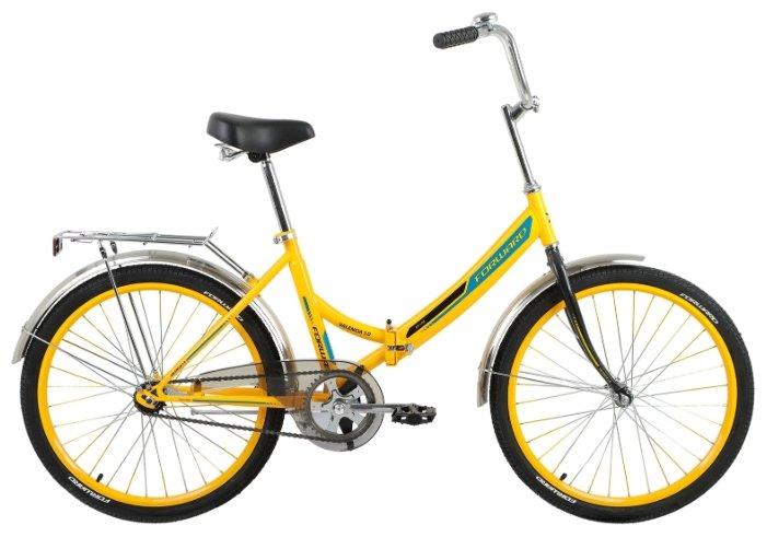 Городской велосипед FORWARD Valencia 1.0 (2018)