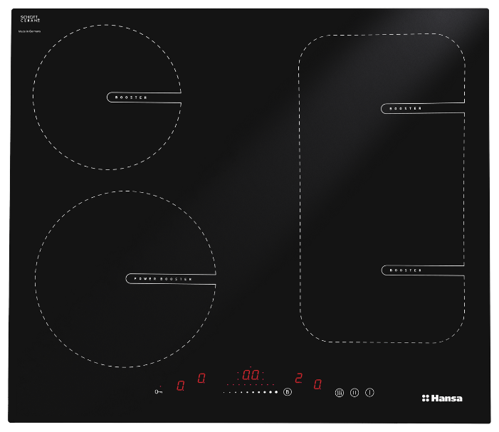 Индукционная варочная панель Hansa BHI68611