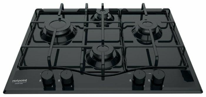 Газовая варочная панель Hotpoint-Ariston PCN 642 (BK)