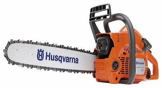 Цепная бензиновая пила Husqvarna 137e