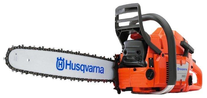 Цепная бензиновая пила Husqvarna 365-18