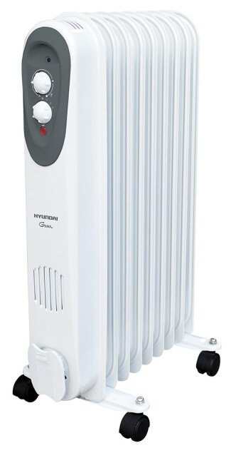 Масляный радиатор Hyundai H-HO7-09-UI893