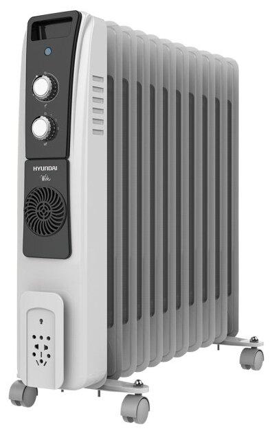 Масляный радиатор Hyundai H-HO8-11-UI845