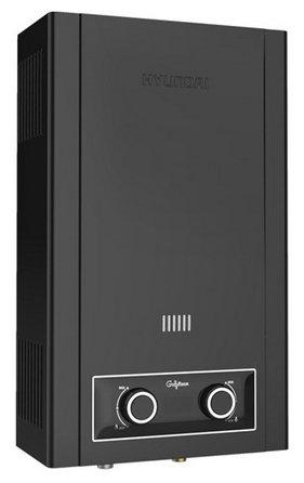 Проточный газовый водонагреватель Hyundai H-GW1-AMBL-UI306