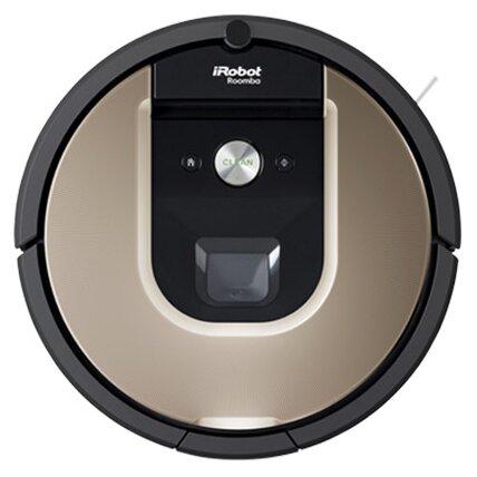 Робот-пылесос iRobot Roomba 966