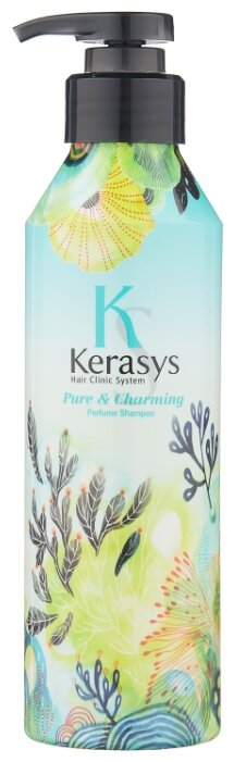 KeraSys шампунь Perfumed Pure&Charming