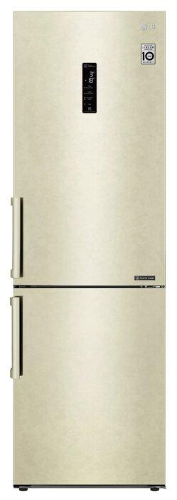 Холодильник LG DoorCooling+ GA-B459 BEDZ