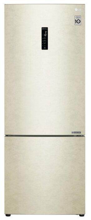 Холодильник LG DoorCooling+ GC-B569 PECZ