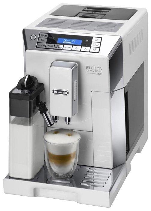 Кофемашина De'Longhi Eletta ECAM 45.764.W