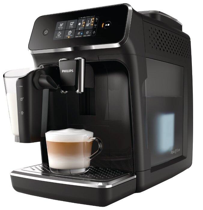 Кофемашина Philips LatteGo EP2231 Series 2200