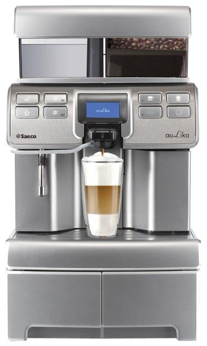 Кофемашина Saeco Aulika Top High Speed Cappuccino