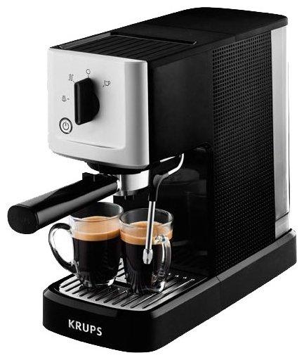 Кофеварка рожковая Krups Calvi Meca XP 3440