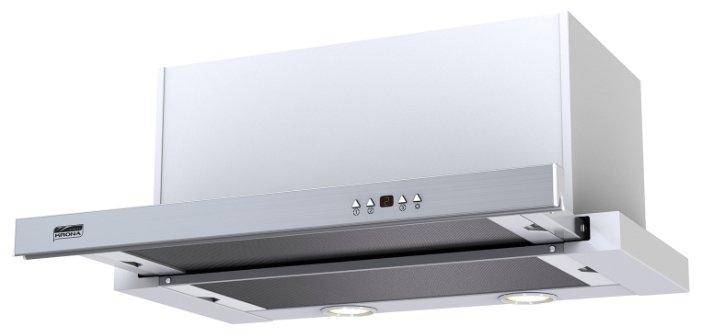 Встраиваемая вытяжка Krona Kamilla Power 3Р 600 inox
