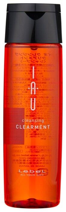 Lebel Cosmetics шампунь IAU Cleansing Clearment