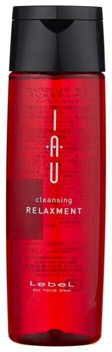 Lebel Cosmetics шампунь IAU Cleansing Relaxment