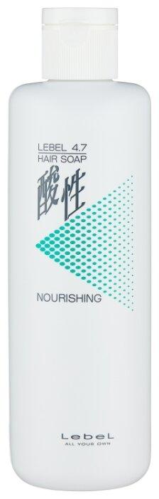 Lebel Cosmetics шампунь Nourishing Soap 4.7