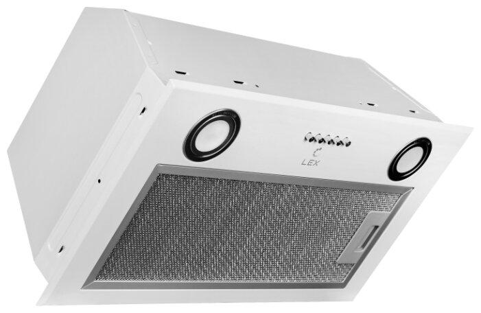 Встраиваемая вытяжка LEX GS Bloc P 600 White