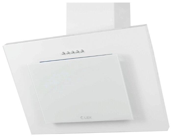 Каминная вытяжка LEX Mini 600 white