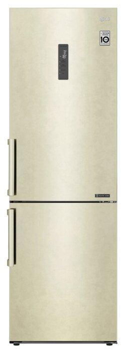 Холодильник LG DoorCooling+ GA-B459 BEGL