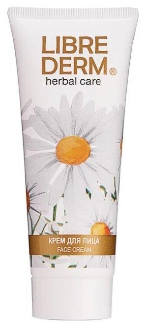 Librederm Moisturizing Face Cream With Chamomile Sap Увлажняющий крем для лица с ромашкой