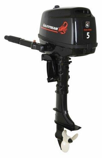 Лодочный мотор Golfstream F5ВМS