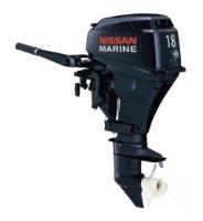 Лодочный мотор Nissan Marine NSF 18 B2 1