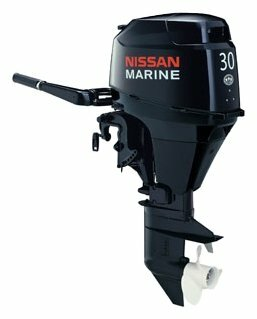 Лодочный мотор Nissan Marine NSF 30 B EFI EPT1
