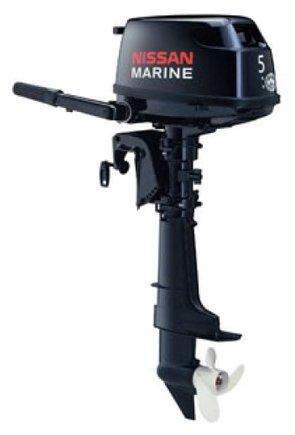 Лодочный мотор Nissan Marine NSF 5 CS 1