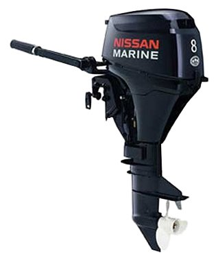 Лодочный мотор Nissan Marine NSF 8 A3 1