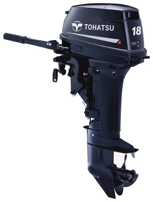 Лодочный мотор Tohatsu M 18E2 S