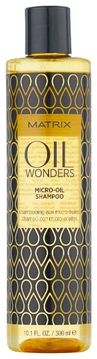 Matrix шампунь Oil Wonders Micro-Oil
