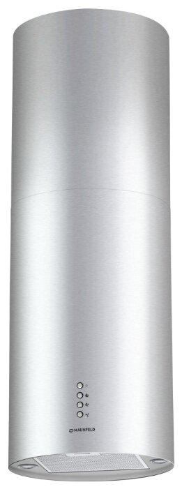 Каминная вытяжка MAUNFELD Lee Light 35 нержавеющая сталь