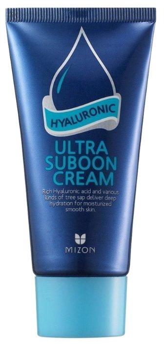 Mizon Hyaluronic ultra suboon cream Ультраувлажняющий крем для лица