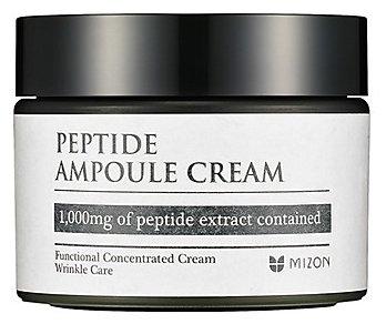 Mizon Peptide ampoule cream Крем пептидный для лица