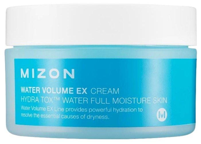 Mizon Water volume EX cream Увлажняющий крем для лица c экстрактом морских водорослей