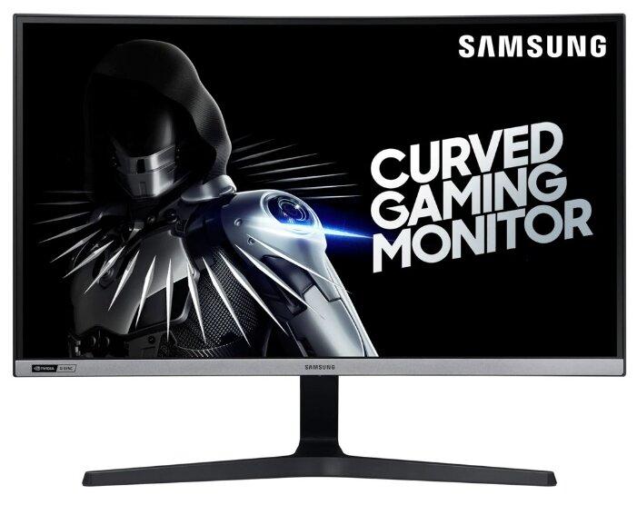 Монитор Samsung C27RG50FQI
