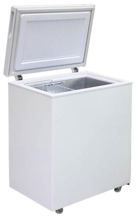 Морозильный ларь Бирюса 155VK