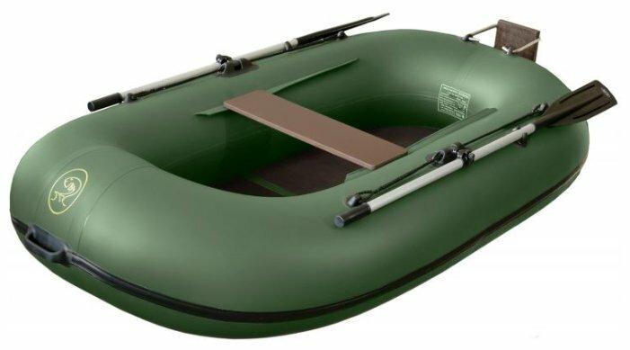 Надувная лодка BoatMaster 250 Эгоист Люкс транец