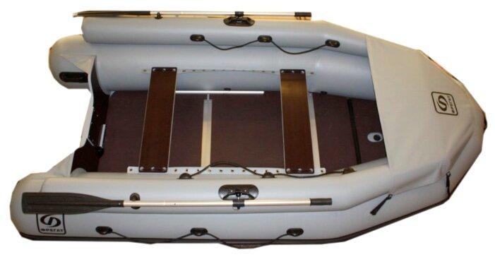 Надувная лодка Фрегат 330 Pro