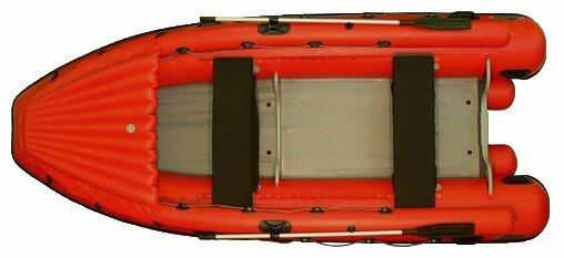 Надувная лодка Фрегат M-420 FM Lux