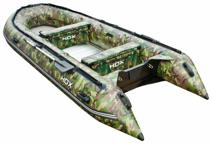 Надувная лодка HDX OXYGEN-470