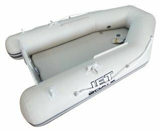 Надувная лодка Jet! Marine Norfolk 260 AM