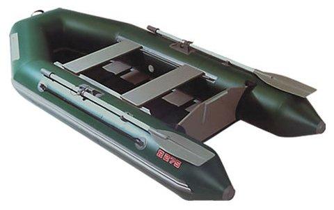 Надувная лодка Мнев и К Краб R-275