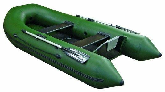 Надувная лодка Мнев и К Краб R-310