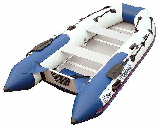 Надувная лодка Yamaran 390