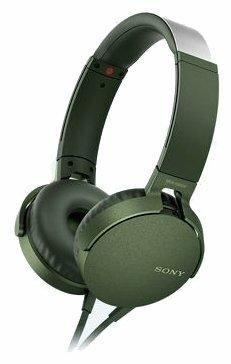 Наушники Sony MDR-XB550AP