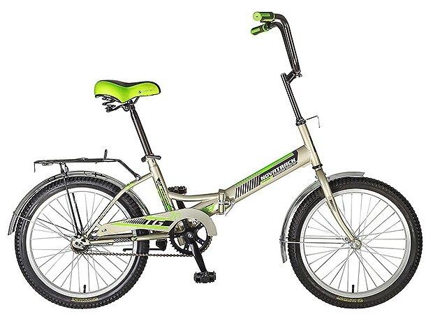 Городской велосипед Novatrack TG-30 (2017)