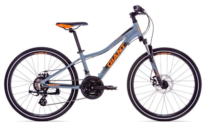 Подростковый горный (MTB) велосипед Giant XTC Jr 1 Disc 24 (2019)