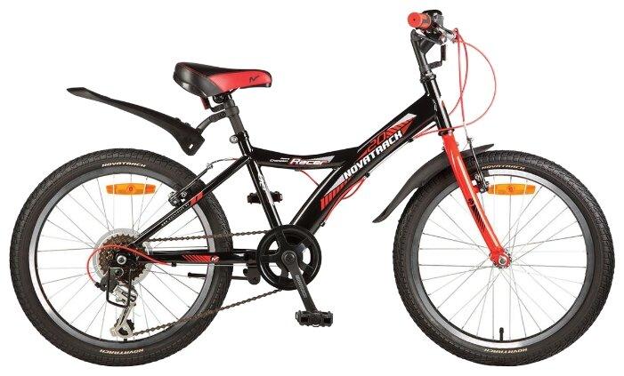 Подростковый горный (MTB) велосипед Novatrack Racer 20 6